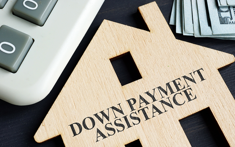HRA down payment assistance