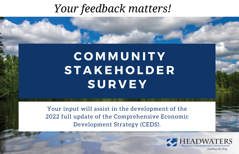 CEDS Community Survey FB graphic